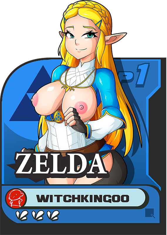 calyban the breath of wild I'll have you know there's no pussieeee