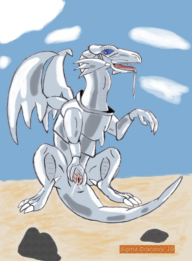 eyes dragon white cartoon blue Food that falls apart bloodstained