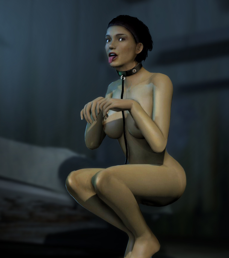 half life naked 2 alyx Molly coddle bump in the night