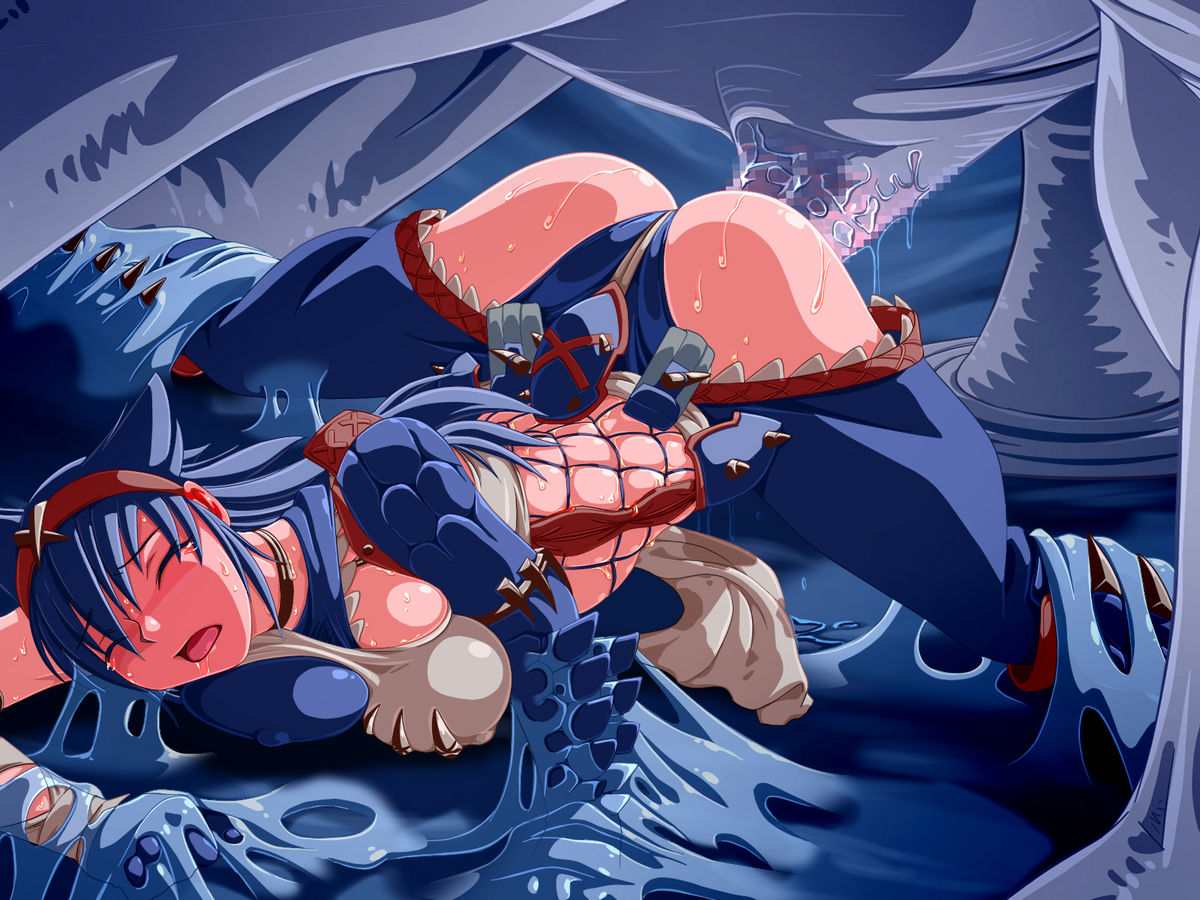 monster world nargacuga armor hunter Bloodstained ritual of the night bunnymorphosis