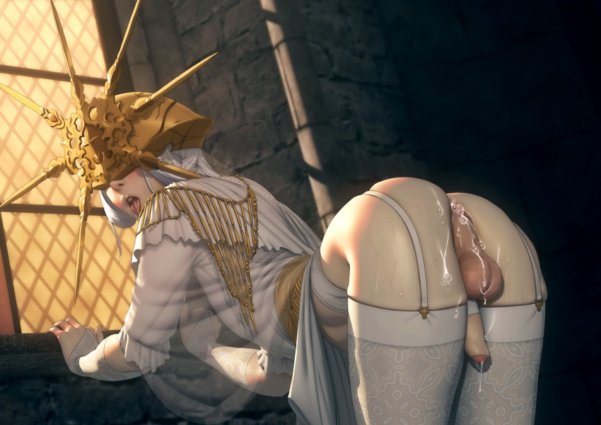 kicking souls 3 in dark How not to summon a demon lord boobs