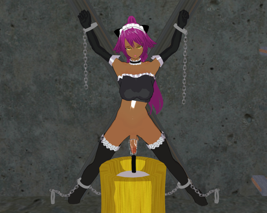 nude custom maid 2 3d Don't eat ass in the halls