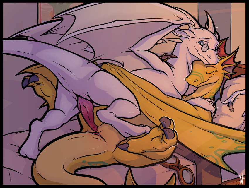 wings scaly angels nsfw with All_the_way_through