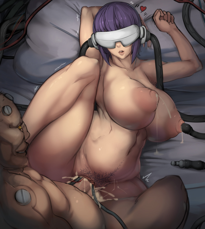 ghost in shell the nudes My hero academia hentai foundry