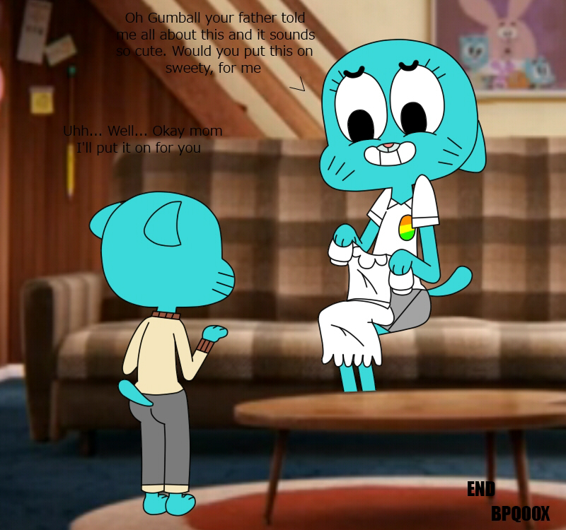 of the the amazing coach world gumball Naruto has a pet fox fanfiction