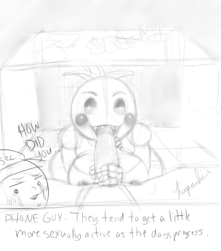 nights at freddy's chica five naked What is /v/ 4chan