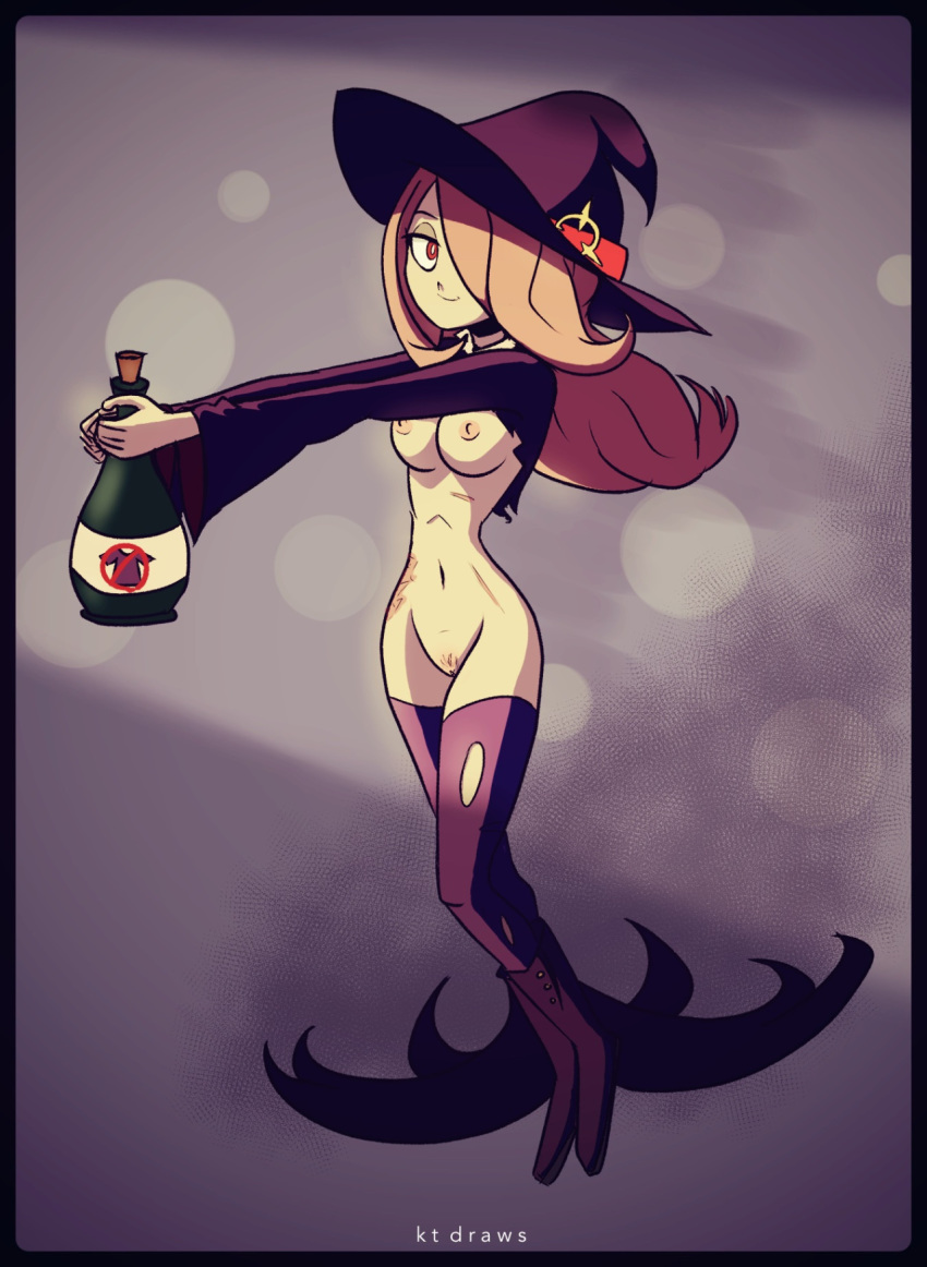 bee cupid witch little academia Regular show gay porn comic