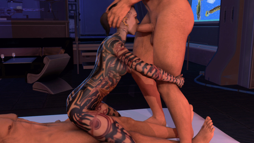 andromeda ryder mass effect nude What monster musume character are you