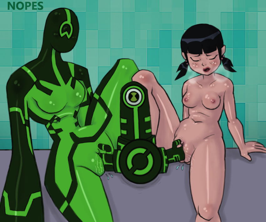 ben 10 porn Summer nude rick and morty